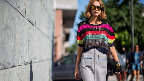 35 Outfits to Wear to Work When It's Hot as Hell Outside | StyleCaster