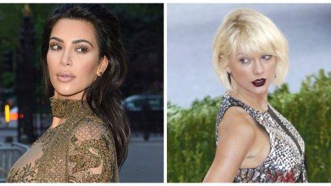 Feud Alert: Kim Kardashian and Taylor Swift Slam Each Other in Print | StyleCaster