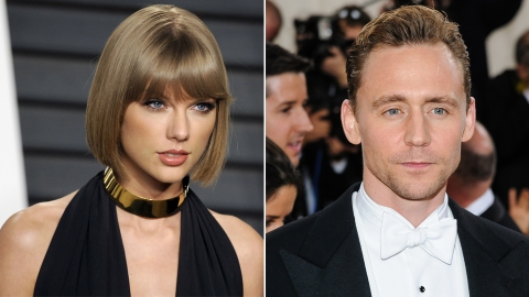 It's Instaofficial: Taylor and Tom Are Following Each Other | StyleCaster