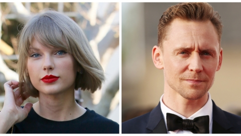 Taylor Swift and Tom Hiddleston Are on World's Most Elaborate Bond Audition | StyleCaster