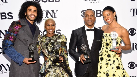 Historic: People of Color Win All 4 Musical Acting Tony Awards  | StyleCaster