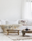 20 White Living Rooms Made for Modern Minimalists