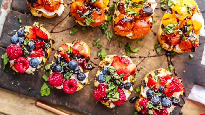 30 Simple, No-Sweat Summer Appetizers