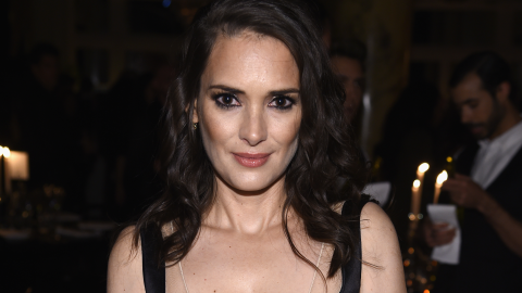 Winona Ryder Just Weighed in on the Johnny Depp Abuse Allegations | StyleCaster