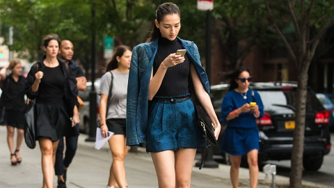 21 Ways to Pull Off Shorts at Work This Summer | StyleCaster