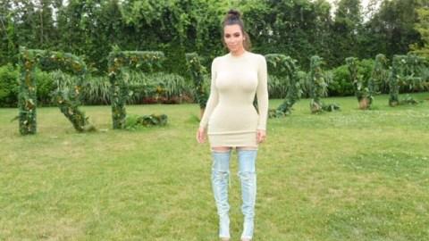 95-Degree Weather Is No Match For Kim Kardashian | StyleCaster