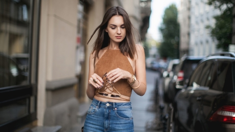 30 Ways to Reinvent the Halter Top | StyleCaster