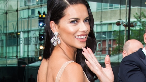 Supermodel Adriana Lima Just Solved Your Sugar Cravings Once and for All | StyleCaster
