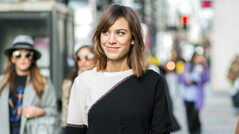 Surprise! Alexa Chung Is Launching a Fashion Line | StyleCaster