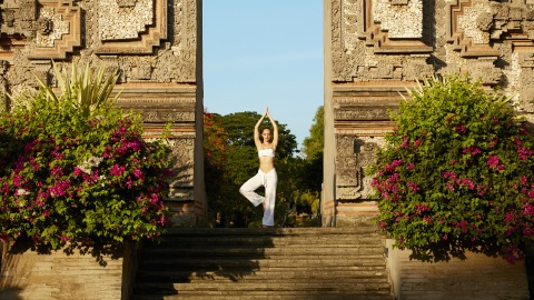 What It's Like to Go to Bali for a Yoga Retreat | StyleCaster