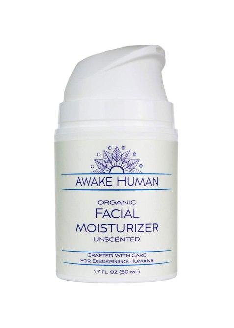 Awake Organic Facial Moisturizer