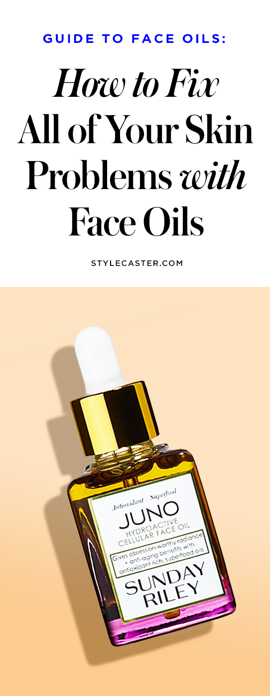 How to Fix ALL of Your Skin Problems with Face Oils   Skin Care Tips
