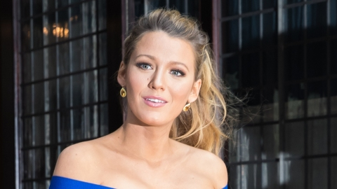 Exactly How Blake Lively Dropped Her Pregnancy Weight, According to Her Trainer | StyleCaster
