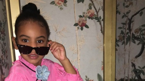 #TMW Blue Ivy Staged Her Own Gucci Campaign on Instagram  | StyleCaster