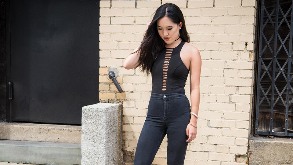 How 3 STYLECASTER Editors Style a Black Bodysuit