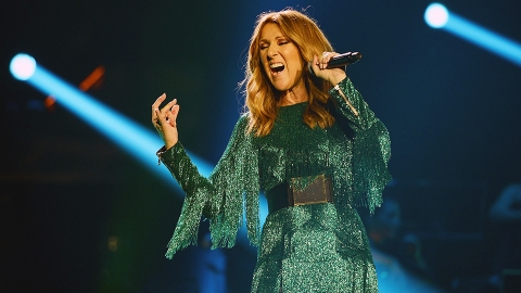 Guys, Céline Dion Has Always Been Cool | StyleCaster