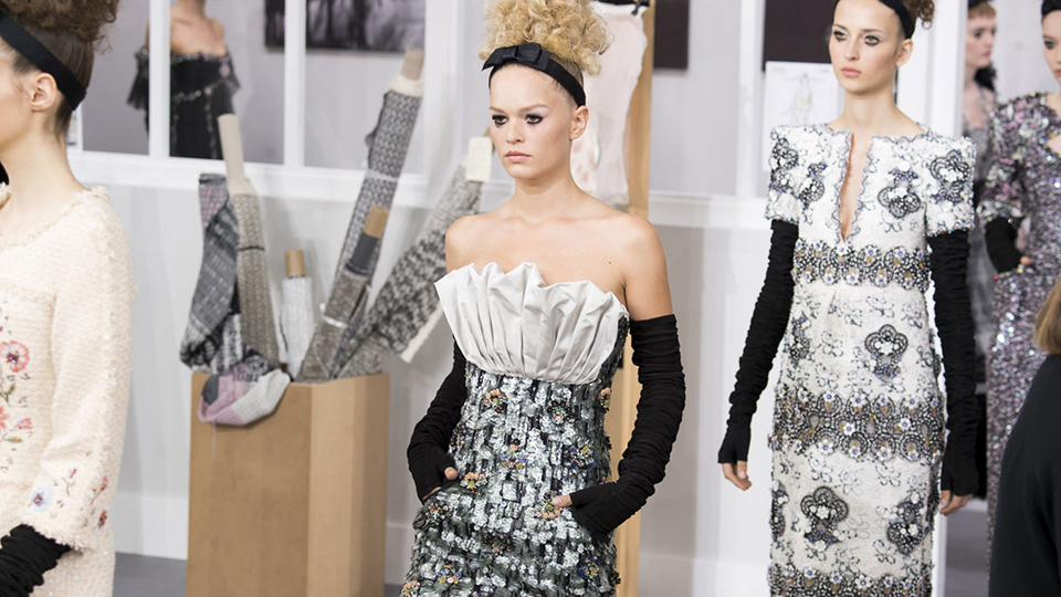 Everything You Need to Know About Chanel's Couture Show