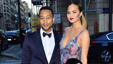 Chrissy Teigen and John Legend Return to the House Where They Shot 'All of Me'    StyleCaster