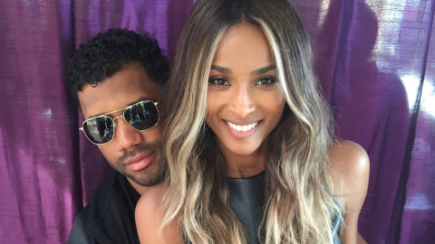 Ciara and Russell Wilson Just Tied the Knot at a Castle in England   StyleCaster