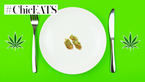 #ChicEats: Your Ultimate Guide to Cooking with Weed | StyleCaster