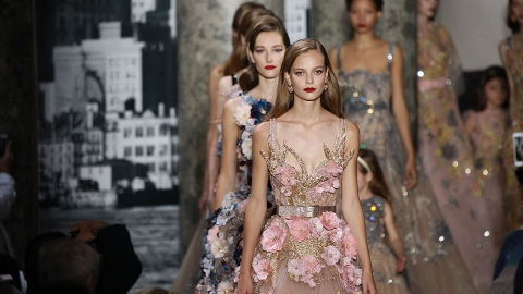 A Gratuitous Gallery of the Most Jawdropping Gowns from Paris Couture | StyleCaster