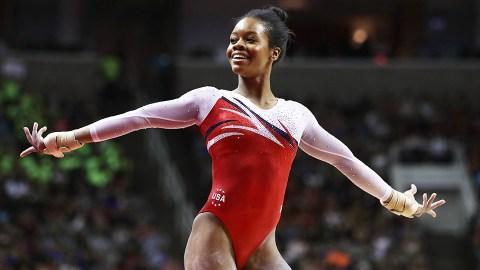 How to Eat Like Olympic Gymnast Gabby Douglas | StyleCaster