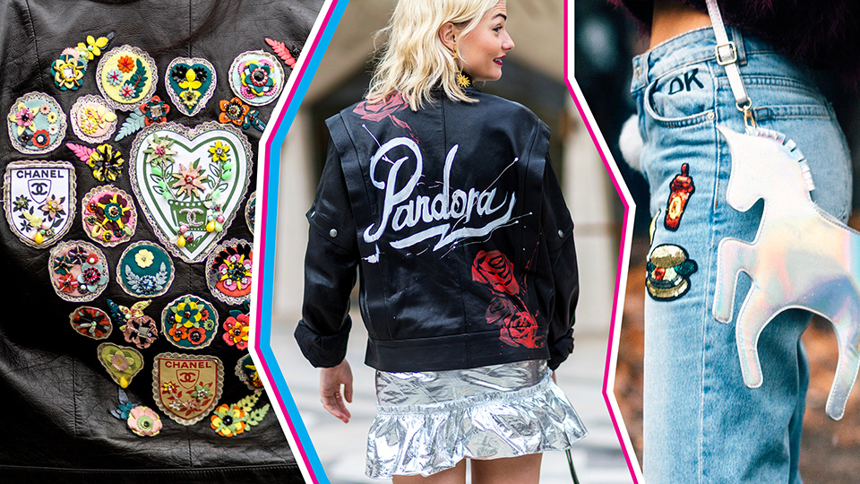 Your Definitive Guide to Personalizing, Customizing, and Monogramming Your Clothes