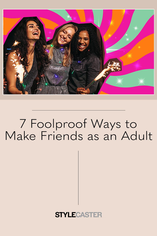 Cómo hacer amigos en la edad adulta