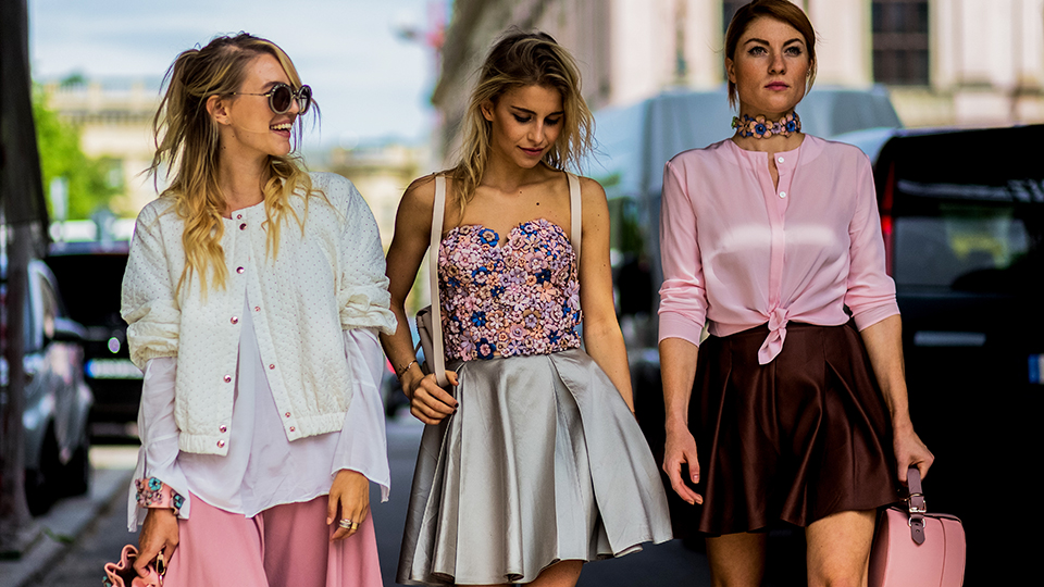 How to Wear Pink This Summer: 25