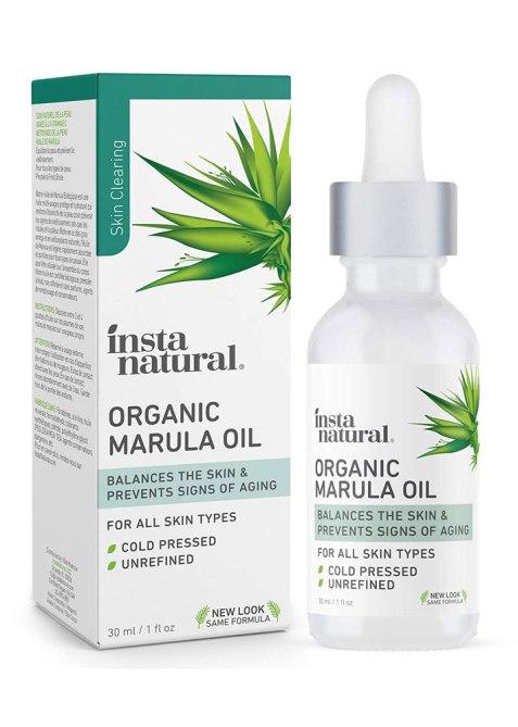 Insta Natural Organic Marula Oil