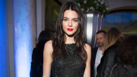 Kendall Jenner Shimmies in a Flower Crown for New Rock the Vote Vid | StyleCaster