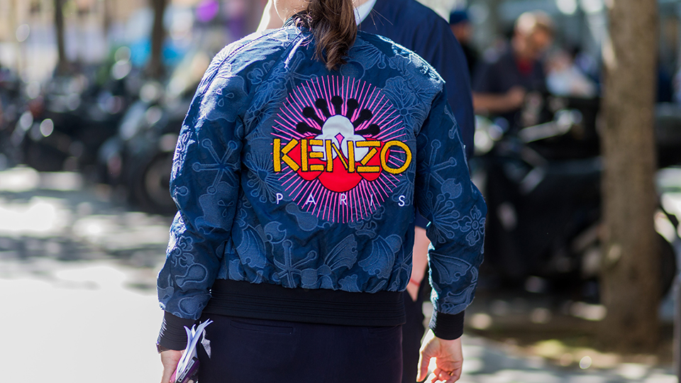 Kenzo x H&M: Your First Look at Fall's Most Anticipated Collab