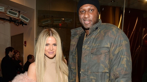 Lamar Odom Just Got Engaged & Khloé Kardashian's Reaction Is Actually So Supportive | StyleCaster