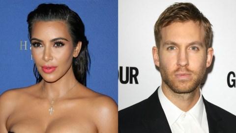 Kim and Calvin, New BFFS?   | StyleCaster