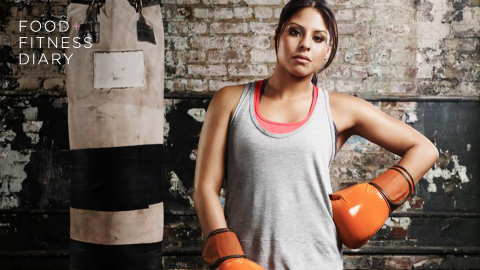 This Is What It Takes to Train Like a World-Class Female Boxer | StyleCaster