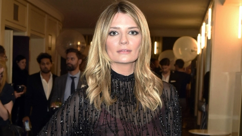 Mischa Barton Can Share Topless Photos on Instagram Too, You Guys | StyleCaster
