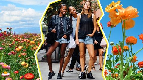 The Supermodel Guide to Summer Style | StyleCaster