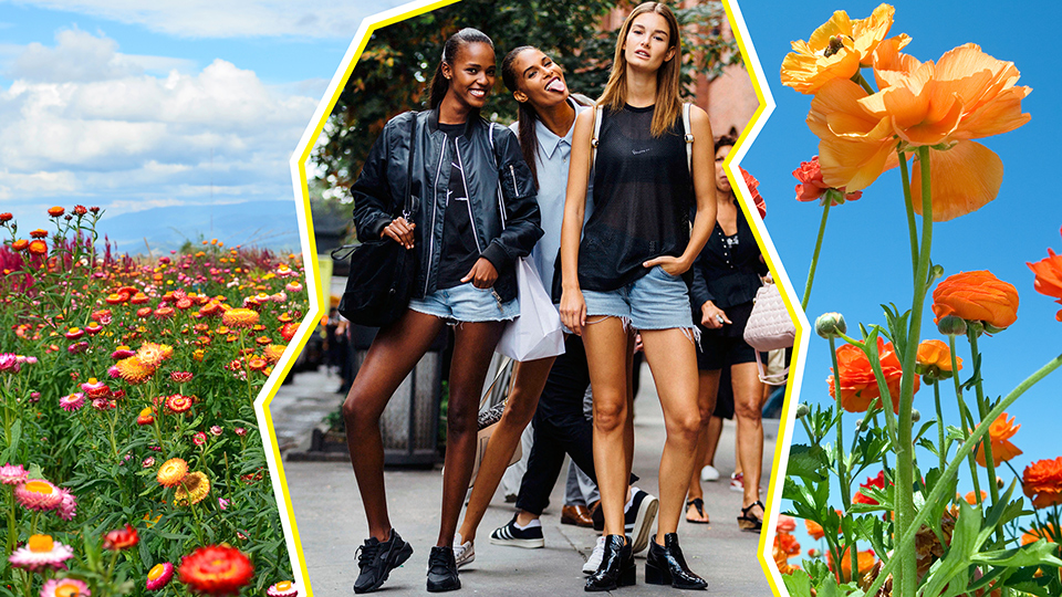 The Supermodel Guide to Summer Style