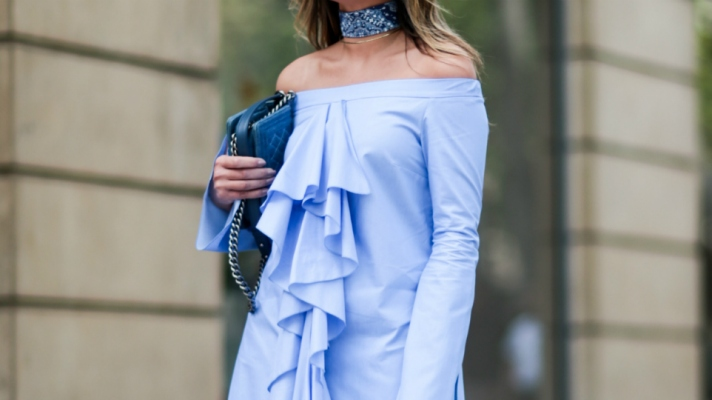 In Defense of Off-the-Shoulder Tops