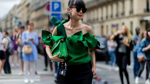 The Top Street Style from Paris Couture | StyleCaster