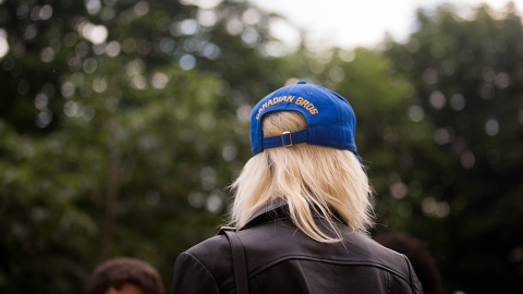 15 Slogan Hats That Say It All | StyleCaster
