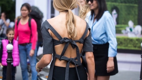 21 Tops That Look Even Better From Behind | StyleCaster