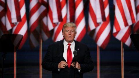Donald Trump's RNC Speech Inspires Rage From Celebrities on Twitter   StyleCaster