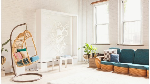 15 Modern Ways to Style Simple White Walls   StyleCaster