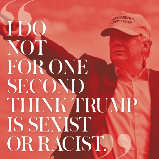 women who support donald trump 1 Inside the Minds of #BabesforTrump: Why 5 Millennial Women Are Voting for the Donald