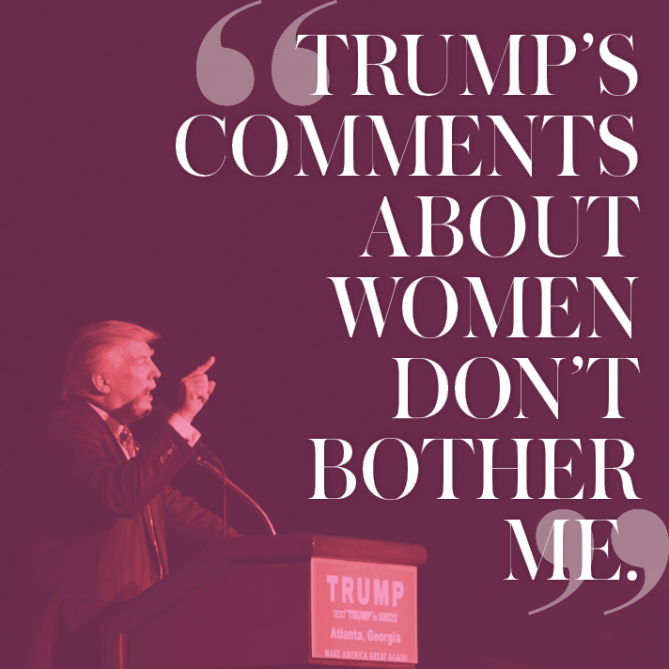 women who support donald trump 4 Inside the Minds of #BabesforTrump: Why 5 Millennial Women Are Voting for the Donald
