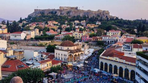 Your Complete Instagram Guide to Athens, Greece   StyleCaster