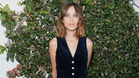 25 Times Alexa Chung Blew Our Minds | StyleCaster