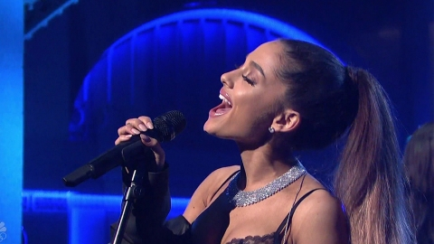 So This Is Why Ariana Grande Wears a Ponytail Every Day | StyleCaster