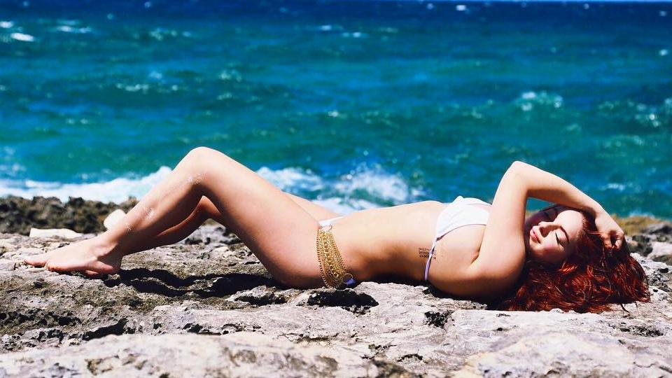 Ariel Winter Just Slammed Body Shamers on Instagram